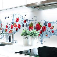 Küchenrückwand Berry Splash Premium Hart-PVC 0,4 mm selbstklebend