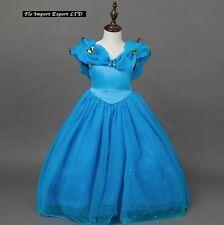 Cenerentola Vestito Carnevale Dress up Princess Cinderella Costumes 567021