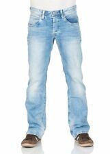 Pepe Jeans Herren Jeans Jeanius - Comfort Fit - Blau - Light Blue Denim