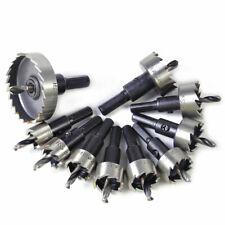 16-50mm HSS Bohrkrone Lochsägen Dosenbohrer Metall Zubehör Bohrkrone Drill Bit