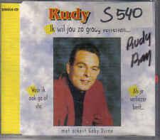 Rudy Ray- ik wil jouw zo graag vertellen cd maxi single