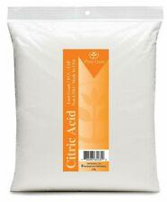 Pure Citric Acid Powder Food Grade FCC / USP - HIGHEST QUALITY GRADE ANHYDROUS