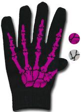Skelett BONES Handschuhe GLOVES Rockabilly
