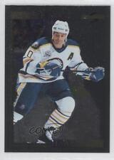 1995-96 Score Black Ice #222 Dale Hawerchuk Buffalo Sabres Hockey Card