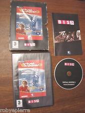 Videogioco pc cd rom virtual skipper 3 III nadeo 2003 bis giovanni soldini vendo