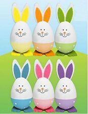 Polka Dots Bunny Multicolour Easter Decoration Rabbit Bonnet Hat Egg Hunt Gift