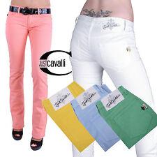 Just Cavalli Damen Jeans Röhre Skinny Viele Farben Gr. W24 - W32