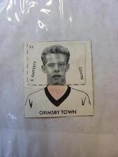 1961 DC Thompson Club Colours Cut-Out: Grimsby Town - R Rafferty. No obvious fau