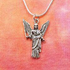 """Archangel Jophiel Necklace 16-36"""" Arch Angel Joliel Jofiel Yofiel Zophiel Iofiel"""