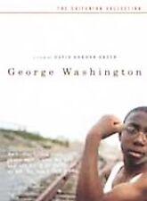George Washington (DVD, 2002, Criterion Collection)