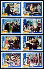 MARILYN * CineMasterpieces MARILYN MONROE LOBBY CARD MOVIE POSTER SET 1963