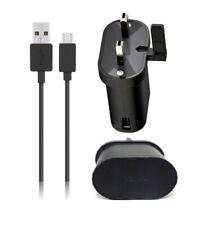 ORIGINAL NOKIA 2A MAINS WALL CHARGER + MICRO USB FOR LUMIA 710 830 NOKIA E7 105