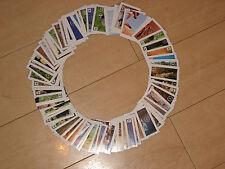 WWF Sammelbilder Edeka Marktkauf Tiersticker Sticker 10 aussuchen freie Auswahl