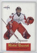 2012-13 O-Pee-Chee Retro #469 Michal Neuvirth Washington Capitals Hockey Card