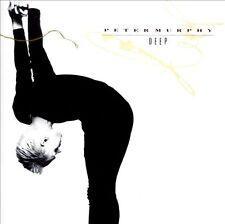 Deep by Peter Murphy (CD, Dec-1988, Beggars UK/Ada) BMG 7863598772