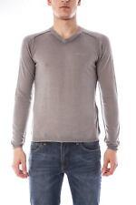 Maglia Armani Jeans AJ Sweater Pullover -50% Uomo Grigio U6W24KE-2B SALDI