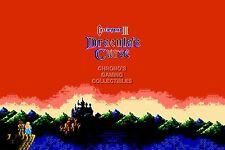RGC Huge Poster - Castlevania III Dracula's Curse Retro Art Nintendo NES- CAS033