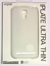 Xqisit Iplate Ultras Mince Étui Rigide Coque Arrière pour Samsung Galaxy S4