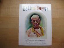 A.C. Bhaktivedanta Hare Krishna Coloring Book