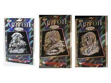 Raschietto FOIL A4 INCISIONE ARTE-olografica artfoil Edition