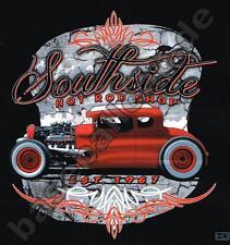 T-shirt #503 Southside Hot Rod tienda, v8 Hot Rod rockabilly 50er us-car Oldtimer
