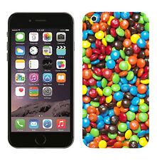 M & m's Chocolates Dulces Candy teléfono funda para Iphone Htc Samsung Sony Lg