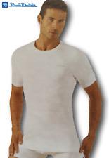 RENATO BALESTRA. 3x  Maglietta Uomo, manica corta, paricollo, Cotone caldo M0085