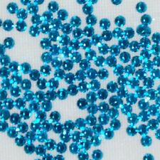 14400 x 3 mm LIGHT BLUE  HOTFIX  IRON ON  RHINESTUDS (100 gross) wholesale beads