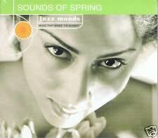 Sounds of Spring-Jazz Moods-CD NUOVO Red trio Garland Miles Davis Bill Evans