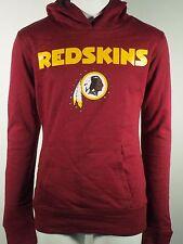 NFL Washington Redskins Football Teen Girls Sweatshirt with Pocket New Sheer