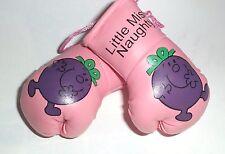 Mr. Hombre Little Miss Serie Mini Guantes de Boxeo para colgar buggy/Cochecito
