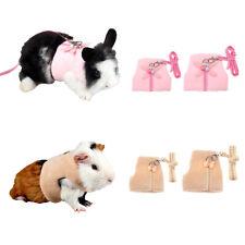Pet Supplies Vest Harness Leash Lead For Hamster Rabbit Guinea Pig