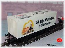 """Märklin Sonderwagen""""150 Jahre Eisenbahnen in Württ.""""NEU"""