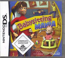 Babysitting Mania ( Nintendo DS )