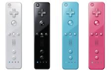 Reino Unido Nuevo Control Remoto para Nintendo Wii & Wii U + SILICONA + CORREA rápido