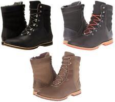 New Ahnu Chenery WaterProof Boots Womens Size 6-11 Black Twilight Timber 1009553