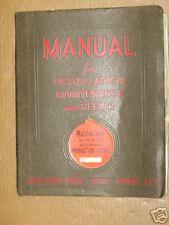 Gisholt  12 and 12V Automatic Production Lathe Manual