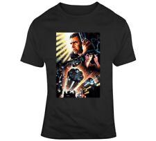 Blade Runner Movie Poster Fan T Shirt
