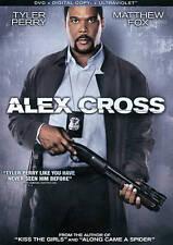 Alex Cross (DVD, 2013)