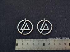 Linkin Park Necklace stainless steel Pendant merch logo symbol