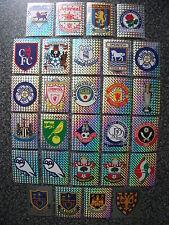 1994 Merlin Fa Premier League 94 pegatinas Láminas Shinys Insignias Trofeo...