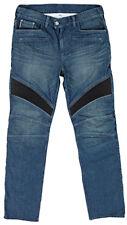 Joe Rocket Men's Accelerator Blue Reinforced Motorcycle Riding Jeans