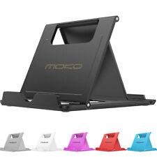 MoKo Cell Phone Stand Tablet Mount Universal Foldable Multi-angle Desktop Holder