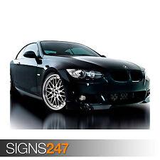 BMW VORSTEINER M TECH SERIES (0549) Car Poster -  Poster Print Art A1 A2 A3 A4