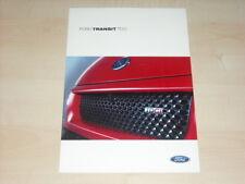35387) Ford Transit TDCi Polen Prospekt 2002