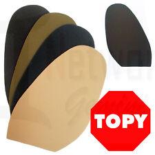 Rubber Soles Topy Shoe Repair - DIY - Mens  - 1.5mm Professional Grade x5 Pairs