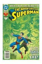 Adventures of Superman #500 [June 1993] DC Comics  Blaze  Prankster  VF-
