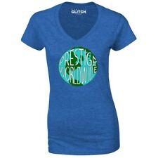 Reality Glitch Women's Prestige Worldwide V-Neck T-Shirt