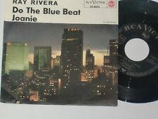 """RAY RIVERA -Do The Blue Beat- 7"""" 45"""