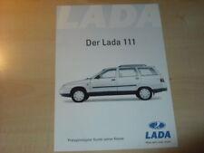 23510) Lada 111 Prospekt 2001